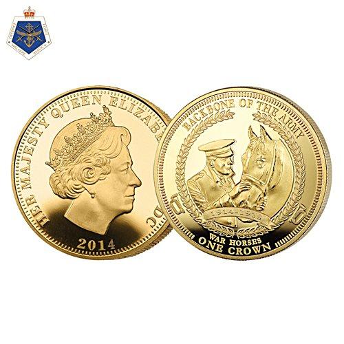 War Horses Coin