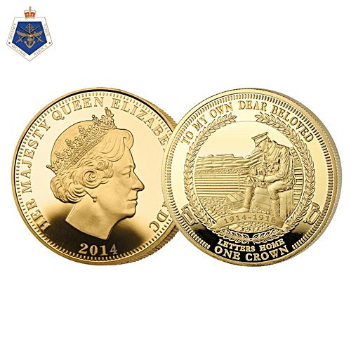Letters Home Coin
