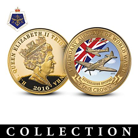 Military Aircraft of WWII Gold Crown Collection