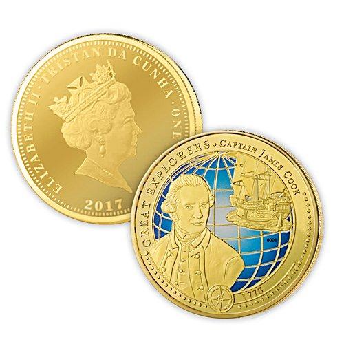 Captain James Cook Golden Crown