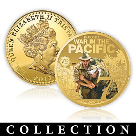 War in the pacific crown collection for Pacific home collection
