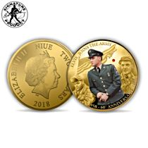 Elvis Presley Joins the Army Two Dollar Coin