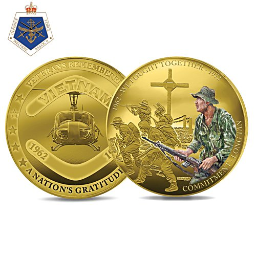 Commitment: Long Tan Coin