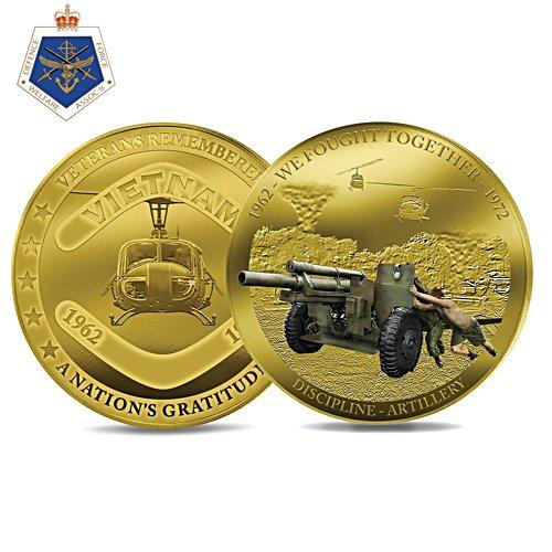 Discipline: Artillery Coin