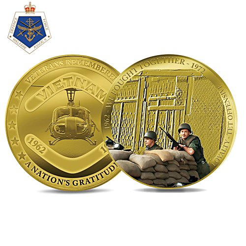 Loyalty: Tet Offensive Coin