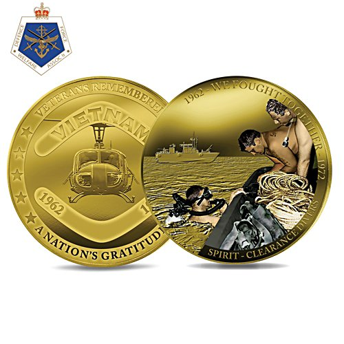 Spirit: Clearance Divers Coin