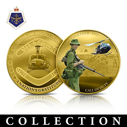 Veterans Remembered Commemorative Collection