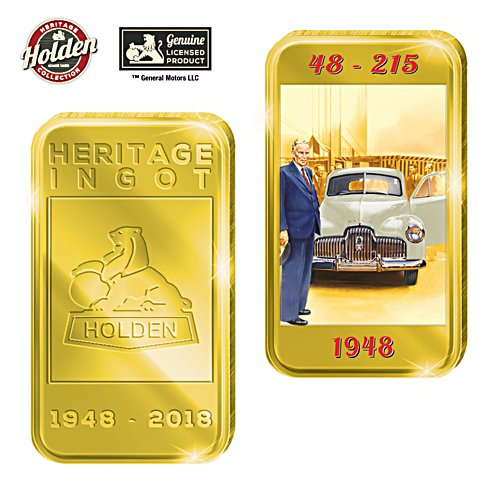 FX Holden 48-215 Ingot