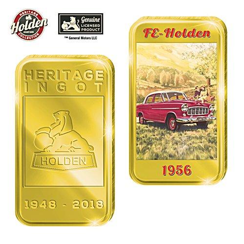 1956 FE Holden Gold Ingot