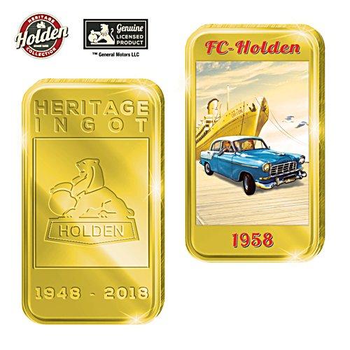 1958 FC Holden Gold Ingot