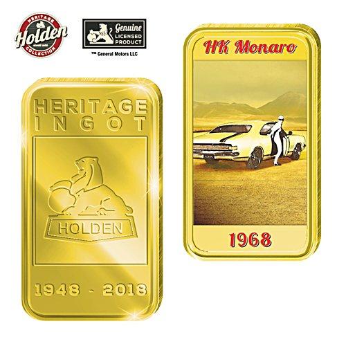 1968 HK Monaro Holden Gold Ingot