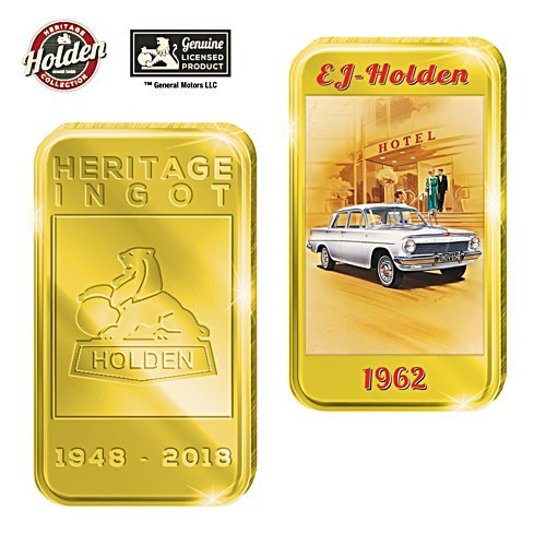 1962 EJ Holden Gold Ingot