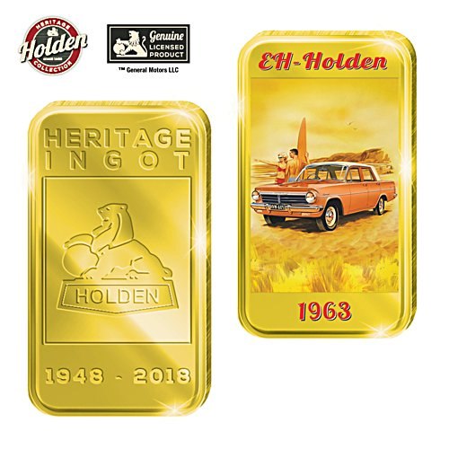 1963 EH Holden Gold Ingot