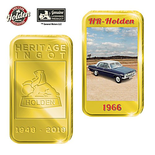 1966 HR Holden Gold Ingot