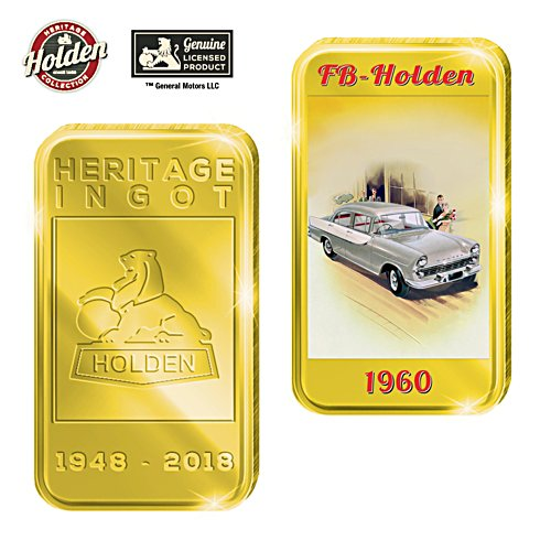 1960 FB Holden Gold Ingot