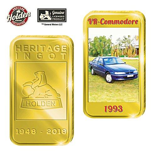 1993 VR Commodore Holden Gold Ingot