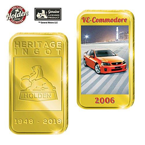 2012 VE Commodore Holden Gold Ingot