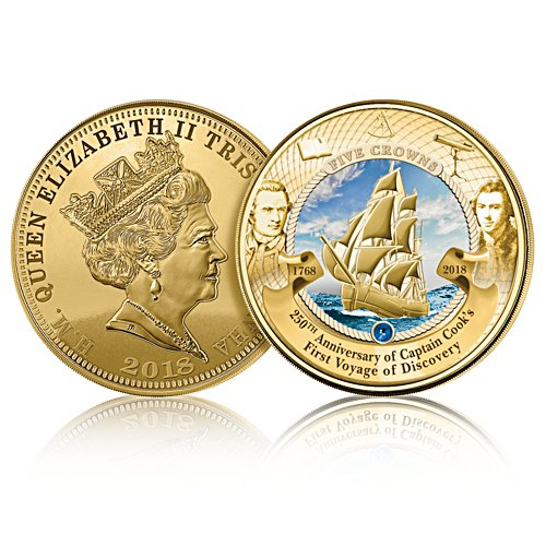 Captain Cook Anniversary Five Crowns