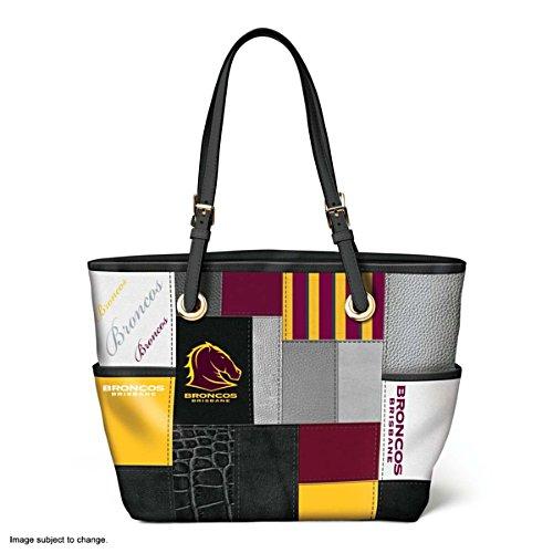 NRL Brisbane Broncos Tote Bag