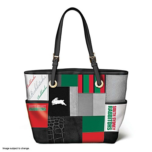 NRL Rabbitohs Tote Bag