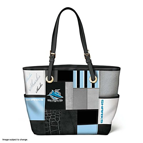 NRL Sharks Tote Bag