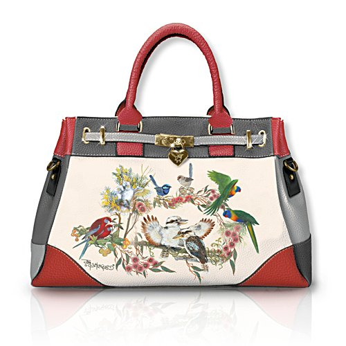 Birds of The Bush Handbag