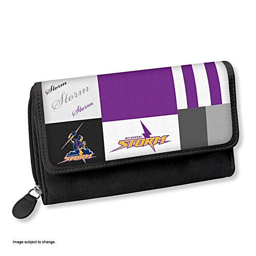 NRL Melbourne Storm Purse