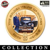 The Golden Years of Holden Medallion Collection