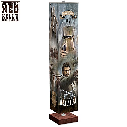 Ned Kelly Four-Sided Floor Lamp