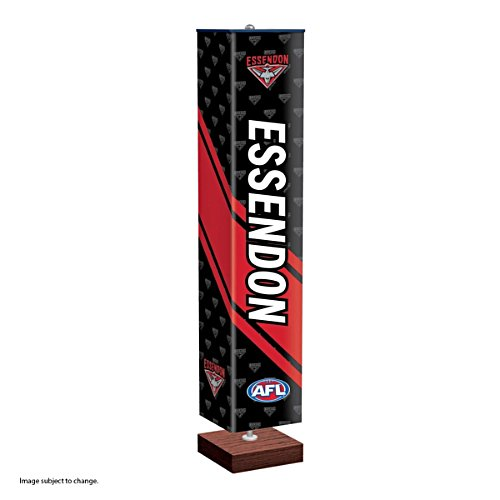 Essendon Bombers Four-Sided Floor Lamp