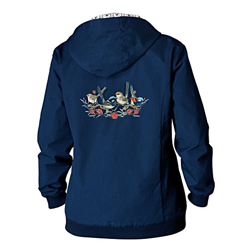 Fairy Wren Lightweight Hooded Jacket