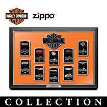 Harley Davidson  Zippo® Lighter Collection