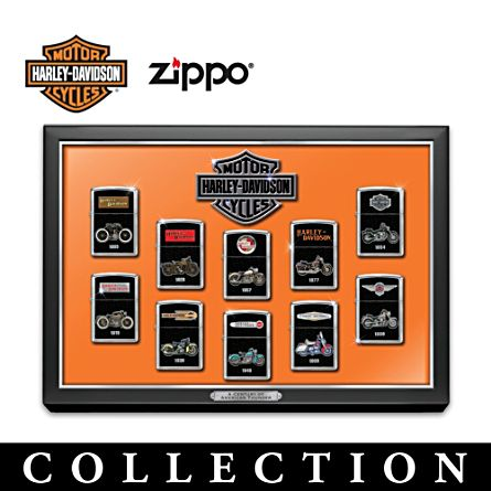Harley Davidson  Zippo® Lighter Collection