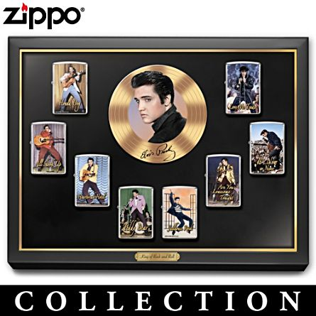 Elvis™ Zippo® Lighter Collection