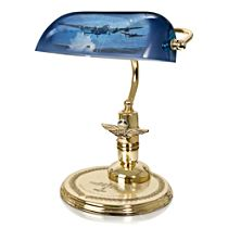 70th Anniversary Lancaster Desk Lamp