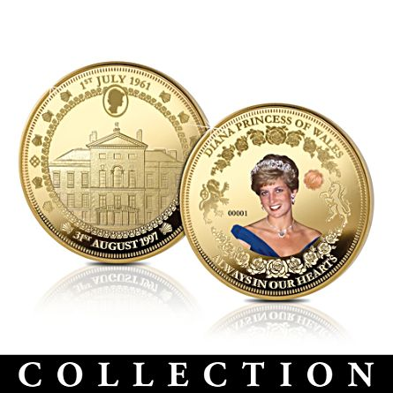 'Life And Legacy Of Diana, Princess Of Wales' Collection