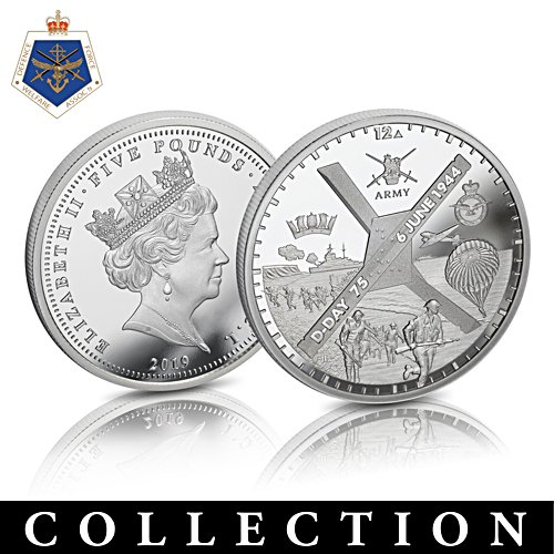 D-Day 75th Anniversary Coin Collection