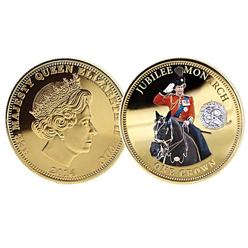 Jubilee Monarch Coin