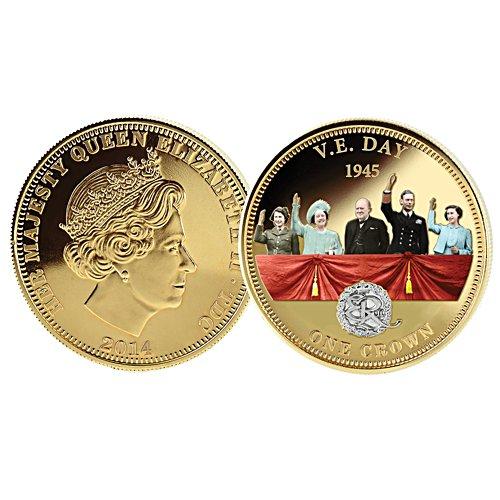 V.E Day Coin
