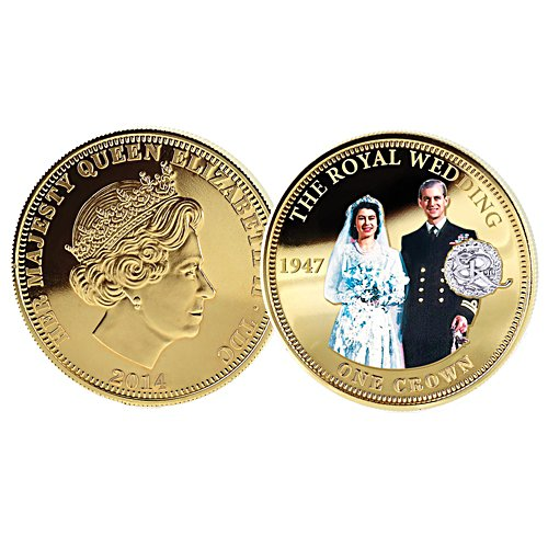 The Royal Wedding Coin