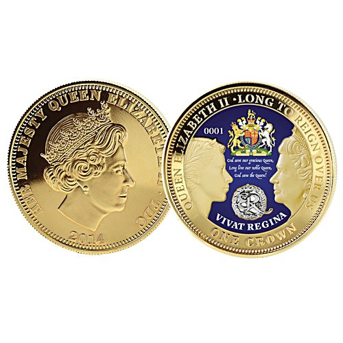 Vivat Regina Coin