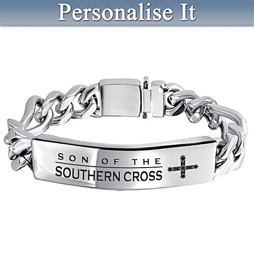 Son of the Southern Cross Personalised Wristband