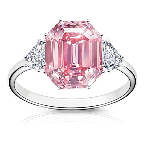 Pink Legacy Diamonesk® Ring