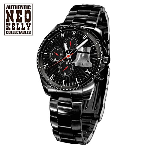 Ned Kelly Such is Life Men's Chronograph