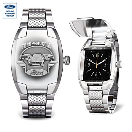 Ford Muscle Got It Covered Watch