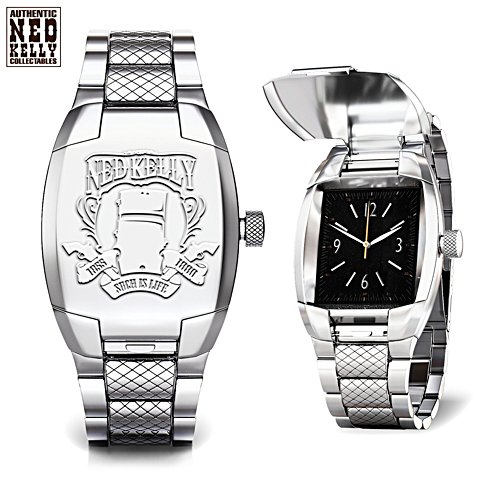 Ned Kelly Take Cover Men's Watch