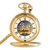Lest We Forget Pocket Watch