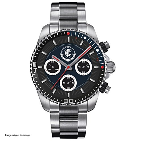 AFL Carlton Blues Men's Watch