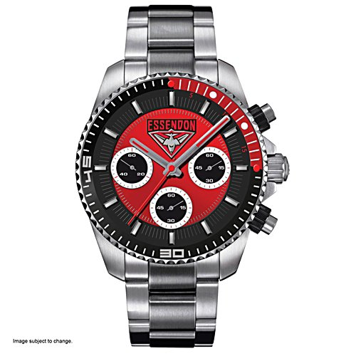 AFL Essendon Bombers Men's Watch
