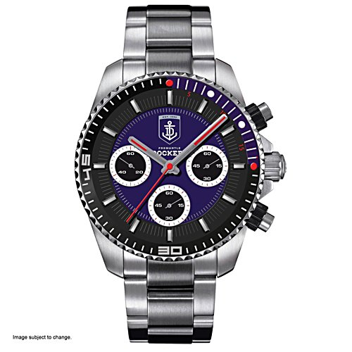 AFL Fremantle Dockers Men's Watch